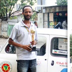 Racers' Passion Fuels Ethiopian Motor Sport