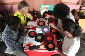Vinyl records in Ethiopia: cultural artifacts or fetished commodities?