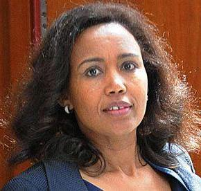 I'm not as rich as they say:Azeb Mesfin