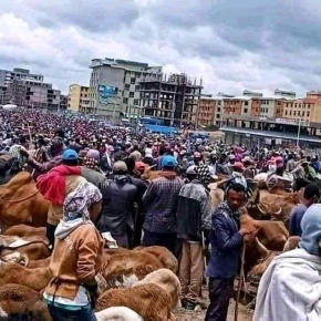 Ethiopians oblivion to Covid-19threat?